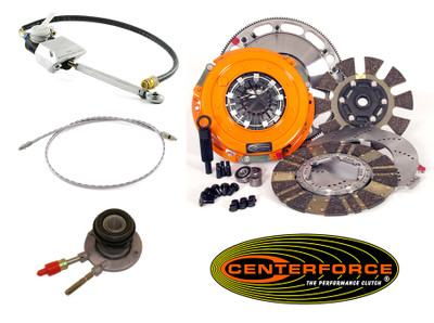 Tick Performance & Centerforce DYAD Complete Clutch & Hydraulic Upgrade Package for 1998-02 Camaro & Firebird LS1