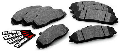 Hawk Ceramic Performance Brake Pads, 98-02 F-body, Front