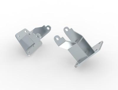 Hooker Blackheart Engine Swap Mounts/Kits 4Th-Gen F-Body, V6 to LS Engine Mount Kit, Part #71221001HKR