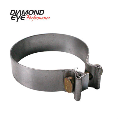 Diamond Eye Performance Band Clamps BC350S409