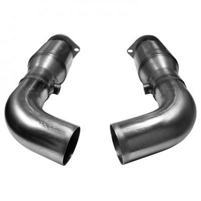 """Kooks 3"""" x OEM Catted Connection Pipes for use with Corsa #14950 for 2008-2009 Pontiac G8 GT & GXP #24203200"""