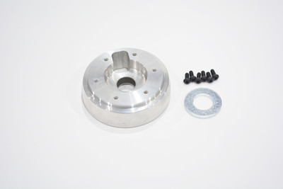 G-Force Engineering 2004-06 GTO VZ Billet Steering Wheel Adapter, Part #GTO10507A