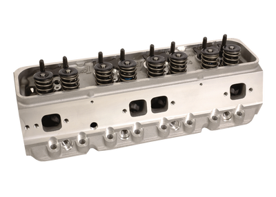"""Dart PRO1 23° 200cc Cylinder Head1.550"""" Dual Springs for Solid Roller Cam .660"""" for SBC Part #11321113P"""