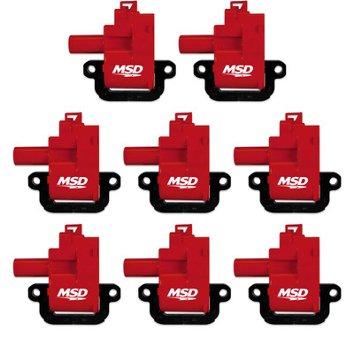 MSD Blaster Coil 8-Pack for  1998-06 LS1 & LS6, Part #82628
