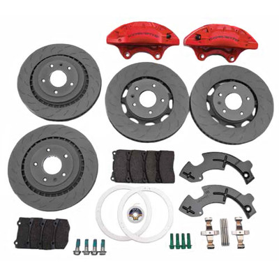 GM Performance Z51 Brake Kit for 2014+ Corvette Stingray, Part #23386143