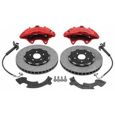 GM Performance Z06 Brake Kit (Front) for 2014+ Corvette Stingray Z51, Part #23386144
