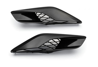 GM Performance Z06 Quarter Panel Vents for 2014+ Corvette Z51, Parts #23373152