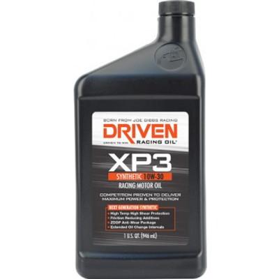 Joe Gibbs DRIVEN XP3 - 10w-30 Quart, Part #JGR-00306