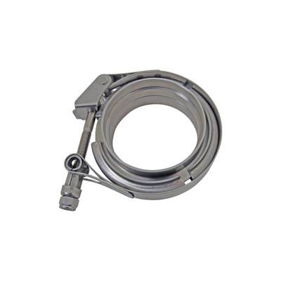 "3.5"" Stainless Steel V-Band Assembly"