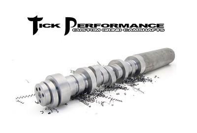 Tick Performance CUSTOM Camshaft for All Gen V LT Engines