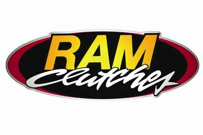 RAM 200 Series Clutch Disc 10.5 X 1 3/8-10, Part #212