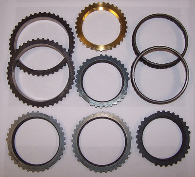 Tremec Complete Carbon Blocker Ring Set (F-Body & Cobra & Viper)