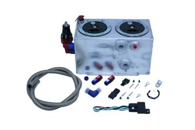 06-09 TrailBlazer SS Battery Relocate Dedicated w/ water tank