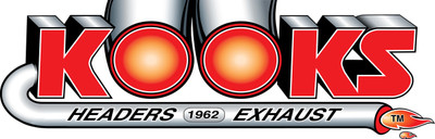 "Kooks 3"" x OEM GREEN Catted X-Pipe for 2014+ C7 Corvette #21703300"