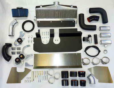 A&A Corvette Upgrade Kit - Stage 4 (1997-2004)