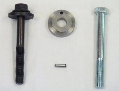 """A&A Corvette LSx Engine Crank Pinning Kit (A&A 8"""" 8-Rib Balancer)"""
