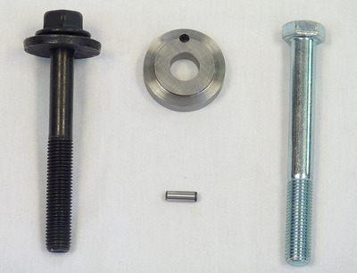 A&A Corvette LSx Engine Crank Pinning Kit (OE & 8-Rib LS7 Balancer)