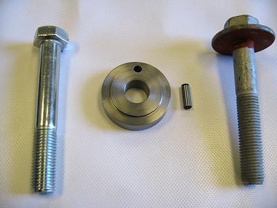 A&A Corvette LSx Engine Crank Pinning Kit (OE LS1, LS2, LS6 Balancer)