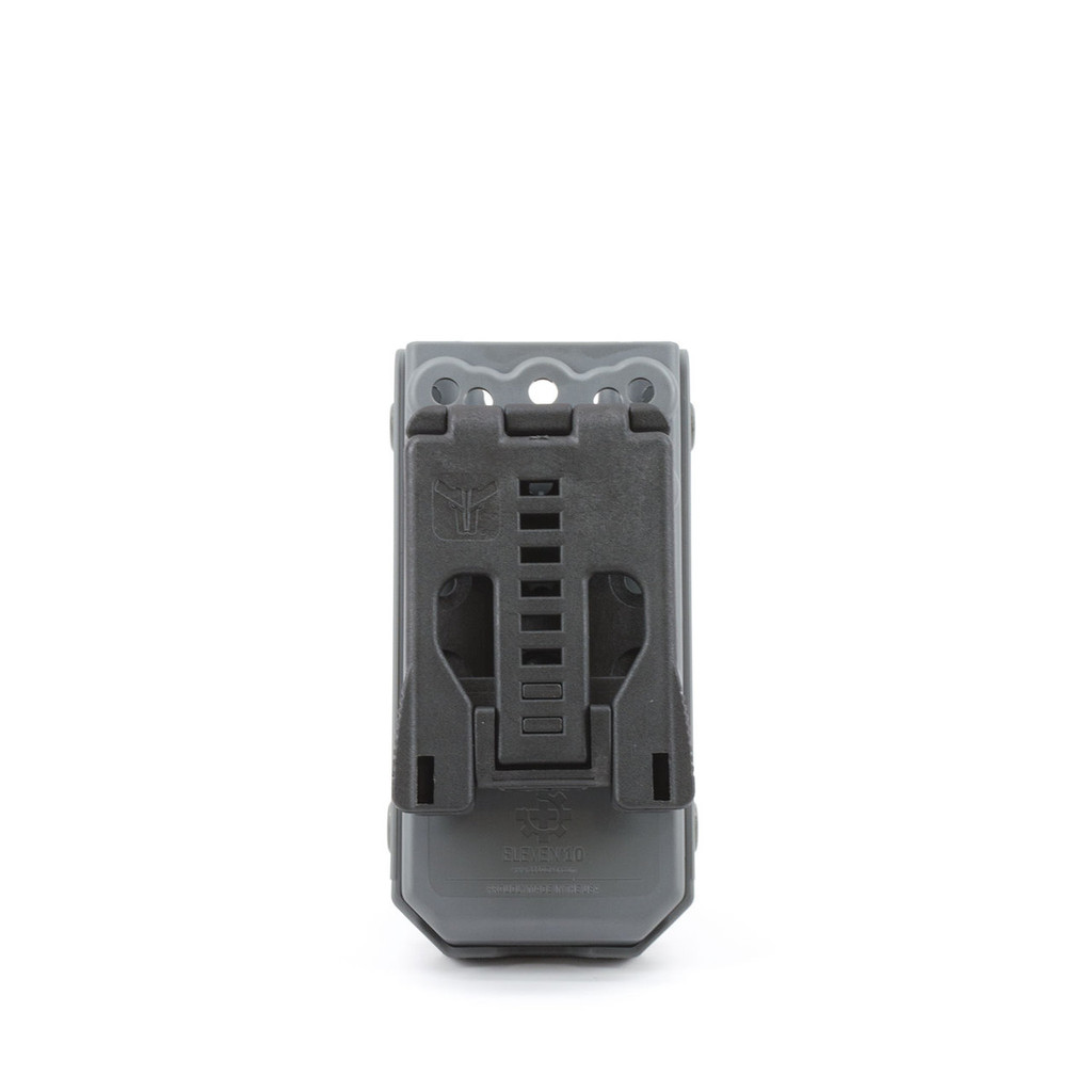 Slick Front RIGID TQ Case® for C-A-T® Gen 7 - Black