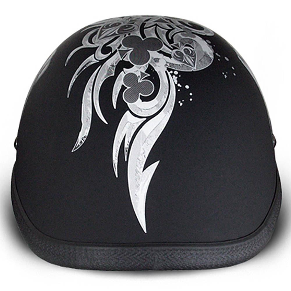 Spades Novelty Motorcycle Helmet | Eagle Novelty Helmet by Daytona Sizes XS-2XL
