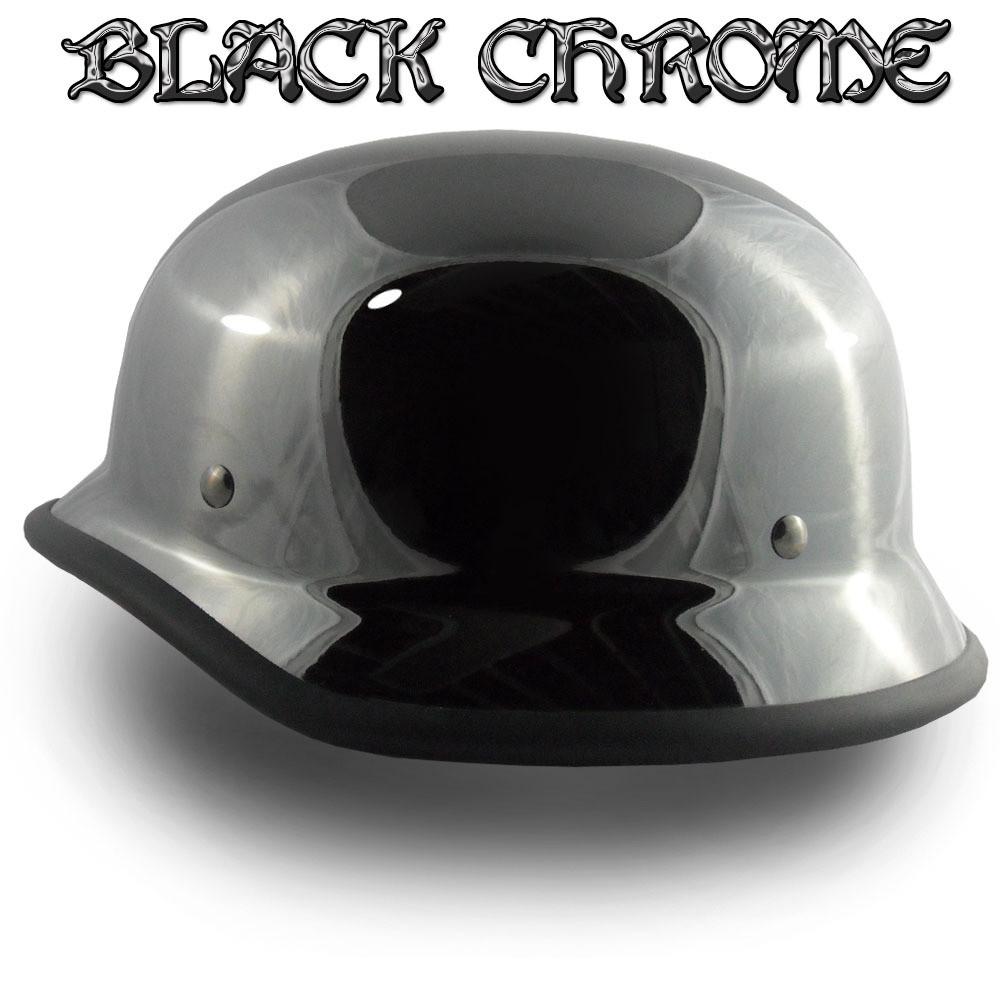 Black Chrome - German Novelty Headwear