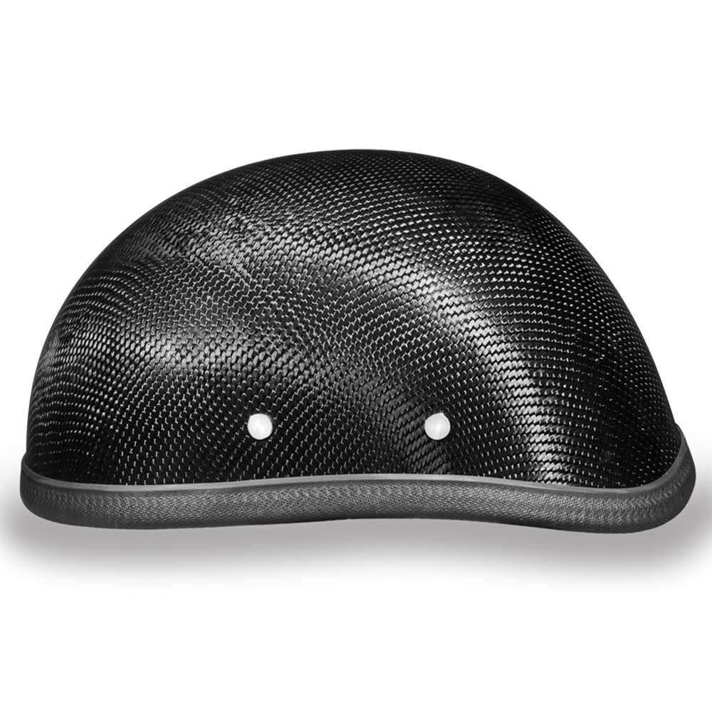 Real Carbon Fiber - Eagle Novelty Helmet - by Daytona Helmets XS S M L XL 2XL
