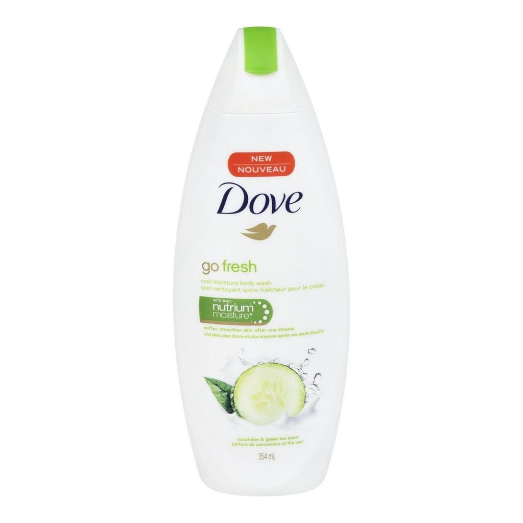 Dove Body Wash, Cool Moisture, 12 oz
