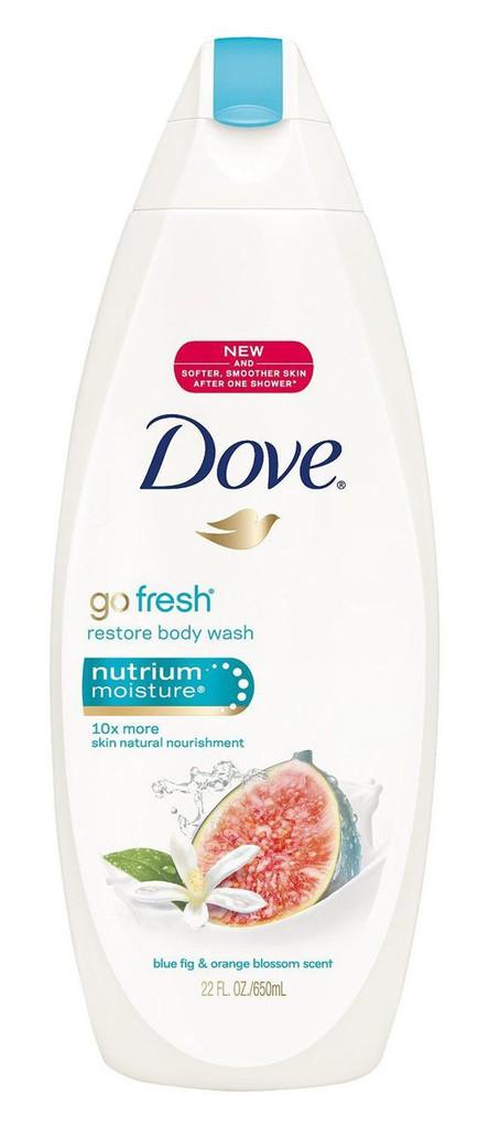 Dove Gofresh Body Wash, Restore, 22 Fluid Ounce
