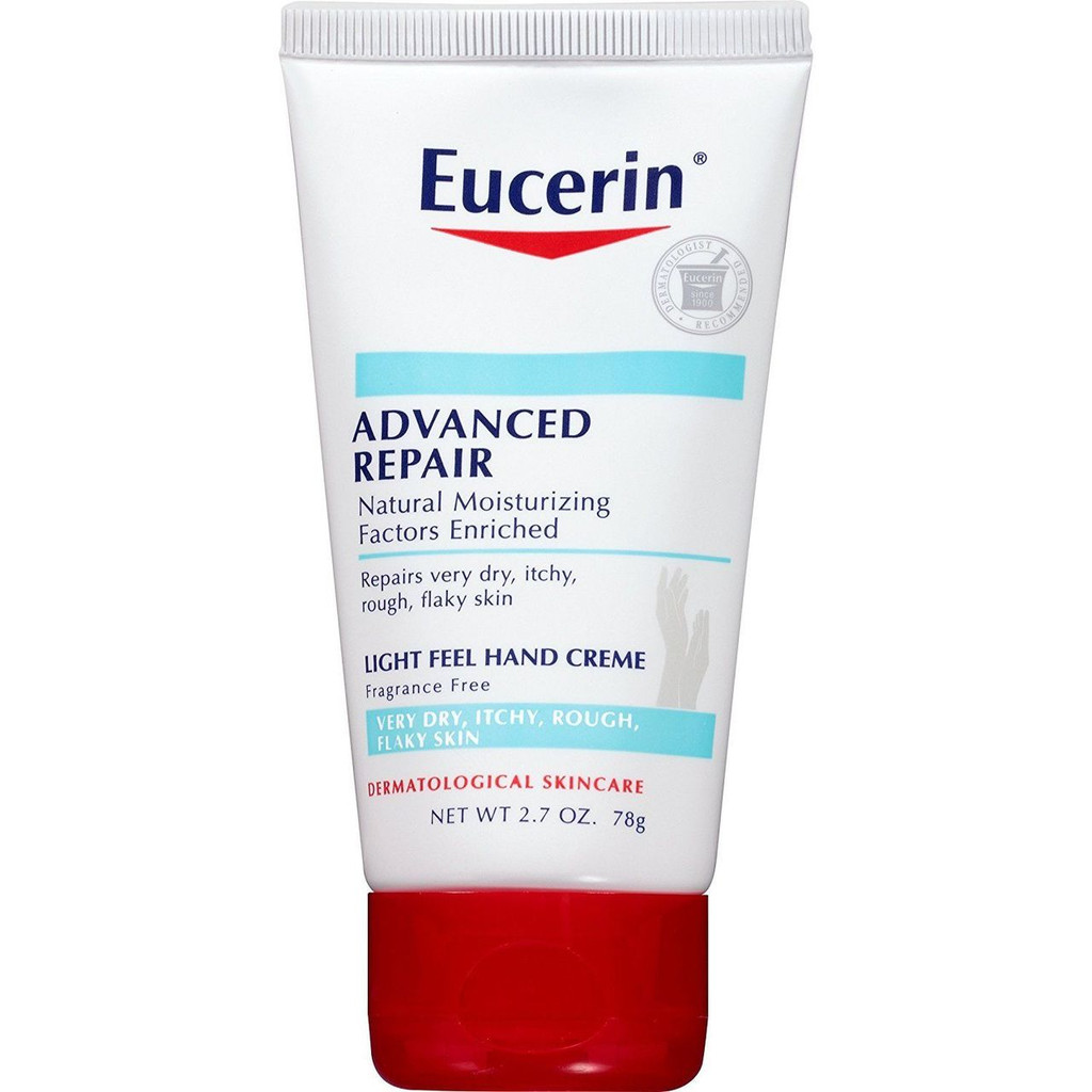 Eucerin Advanced Repair Hand Creme 2.7 Ounce