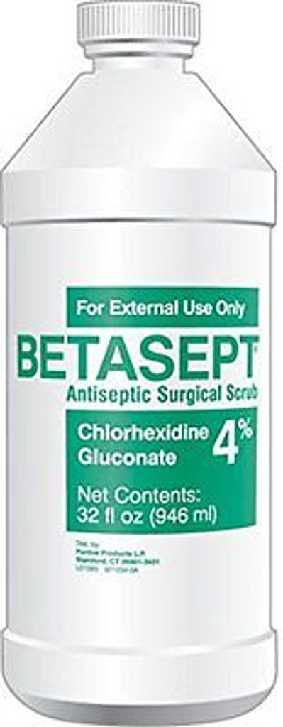 Betasept Antiseptic Surgical Scrub 32 Ounces