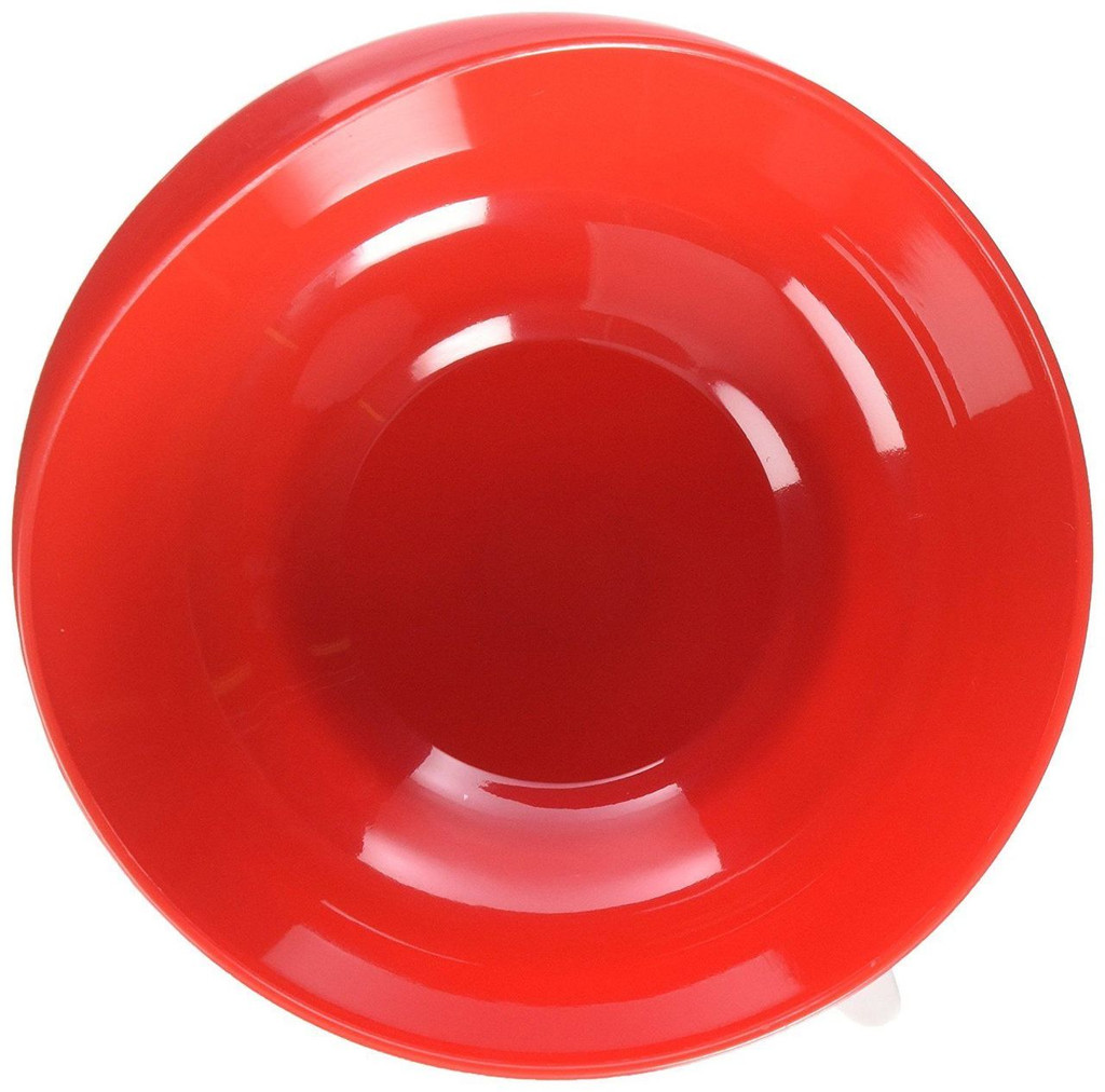 Essential Medical Supply Power of Red Scoop Bowl