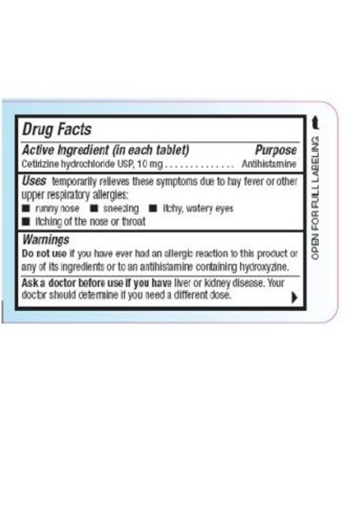 MyLan Cetirizine Hydrochloride film coated 10 mg 100 ct Tablet