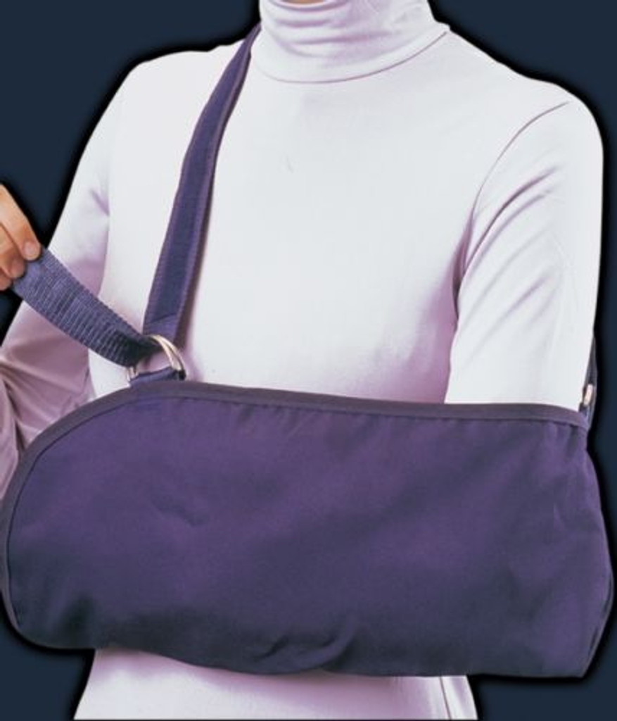 Bell-Horn Cradle Arm Sling Youth 13 inch