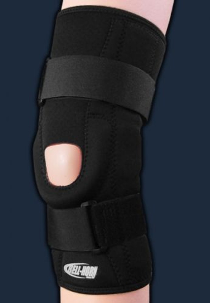 """Bell-Horn ProStyle Hinged Knee Brace Large 15-17"""""""