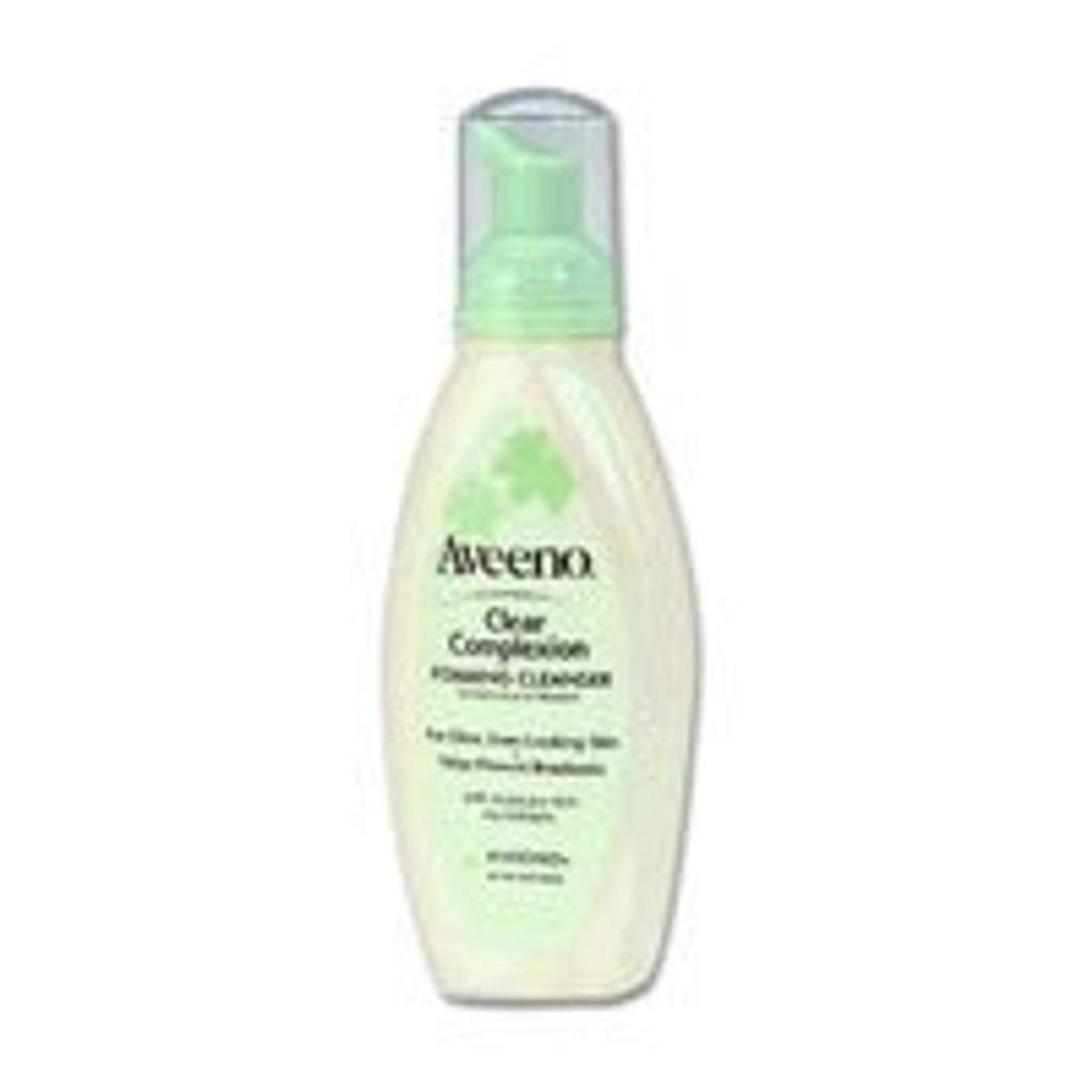 Aveeno Clear Complexion Foaming Cleanser - 6 OZ