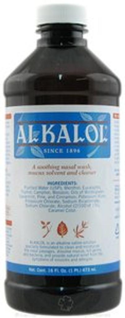 Alkalol Liquid - 16 Oz