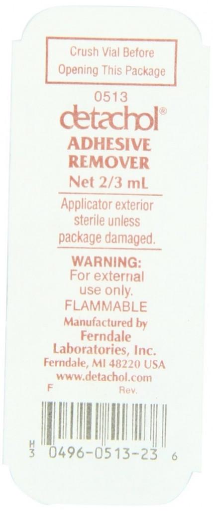 Detachol Adhesive Remover