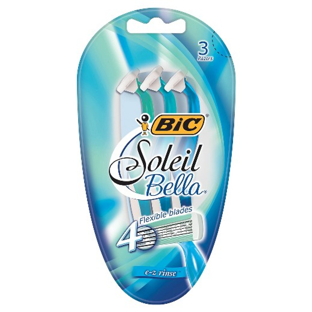 Bic Soleil Bella For Women Shaver 3