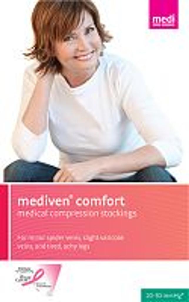 Mediven Comfort 15-20 mmHg Closed Toe Pantyhose