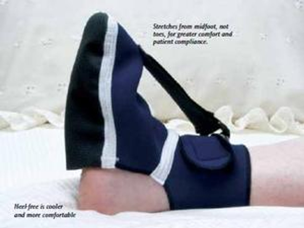 Pedifix EZ Mornings Plantar Fasciitis Nighttime Stretching Splint Brace - 1 each