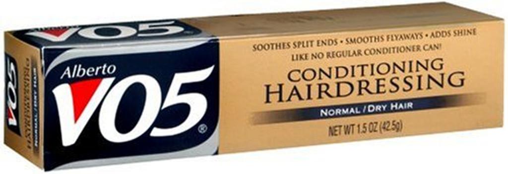 Alberto VO5 Hair Dressing for Normal & Dry Hair 1.5 Oz