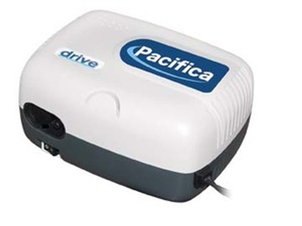 Drive Pacifica Nebulizer (Piston Powered) Contains Both Disposable and Reusable Neb Kit