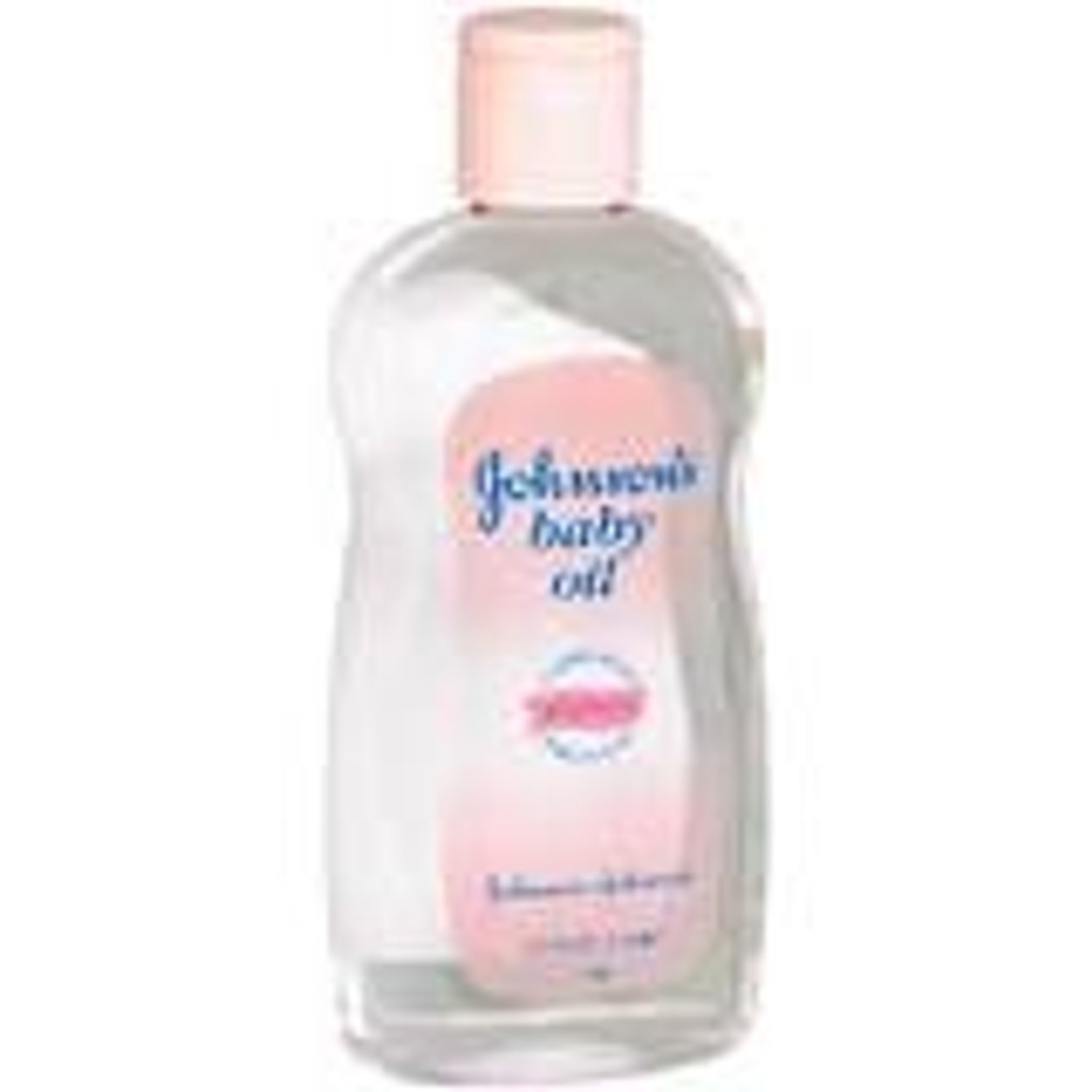Johnson And Johnson Baby Oil 14 oz