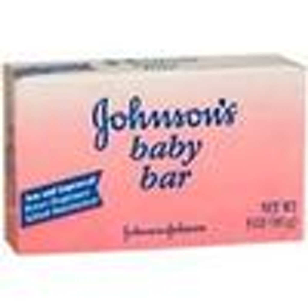 Johnson And Johnson Baby Bar Each