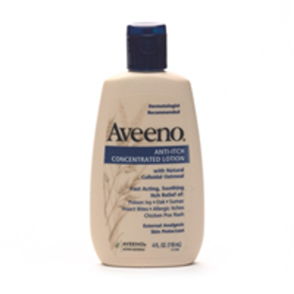 Aveeno Anti-Itch Concentrated Lotion 4 fl oz