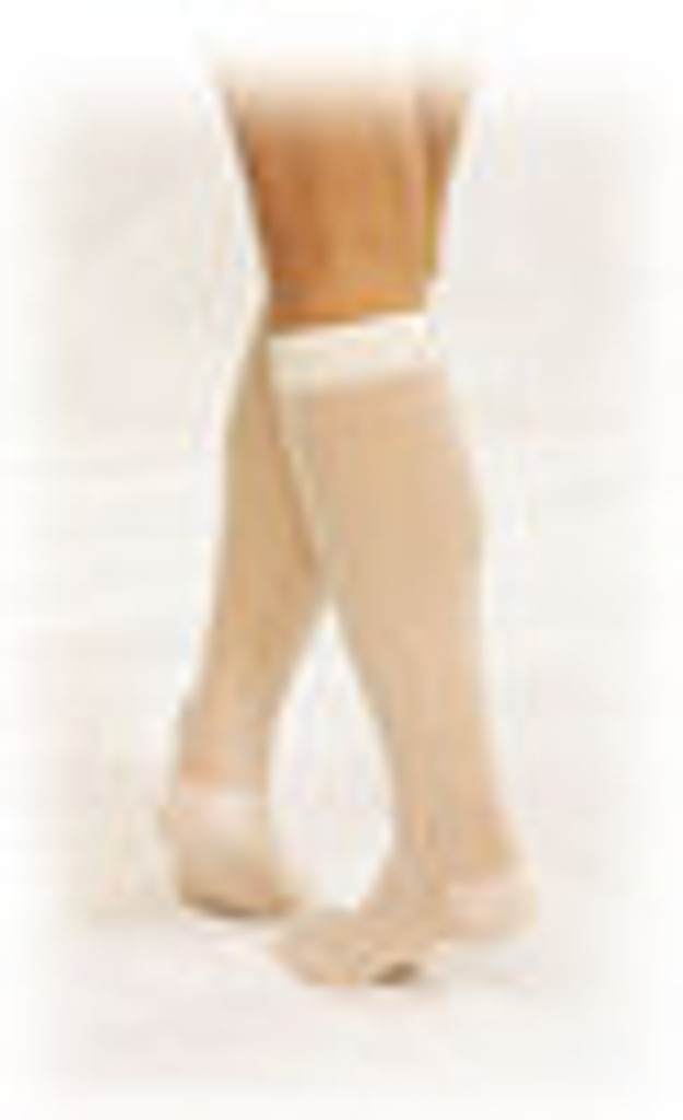 TRUFORM 1773: 15-20 LITES Knee High Socks Compression Stockings