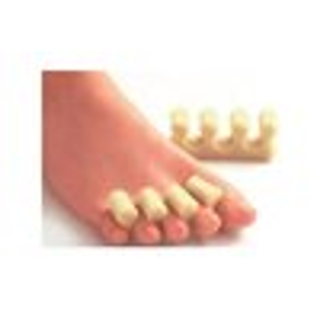 Pedifix 4 in 1 Super Soft Toe Cushions- 2 per pack