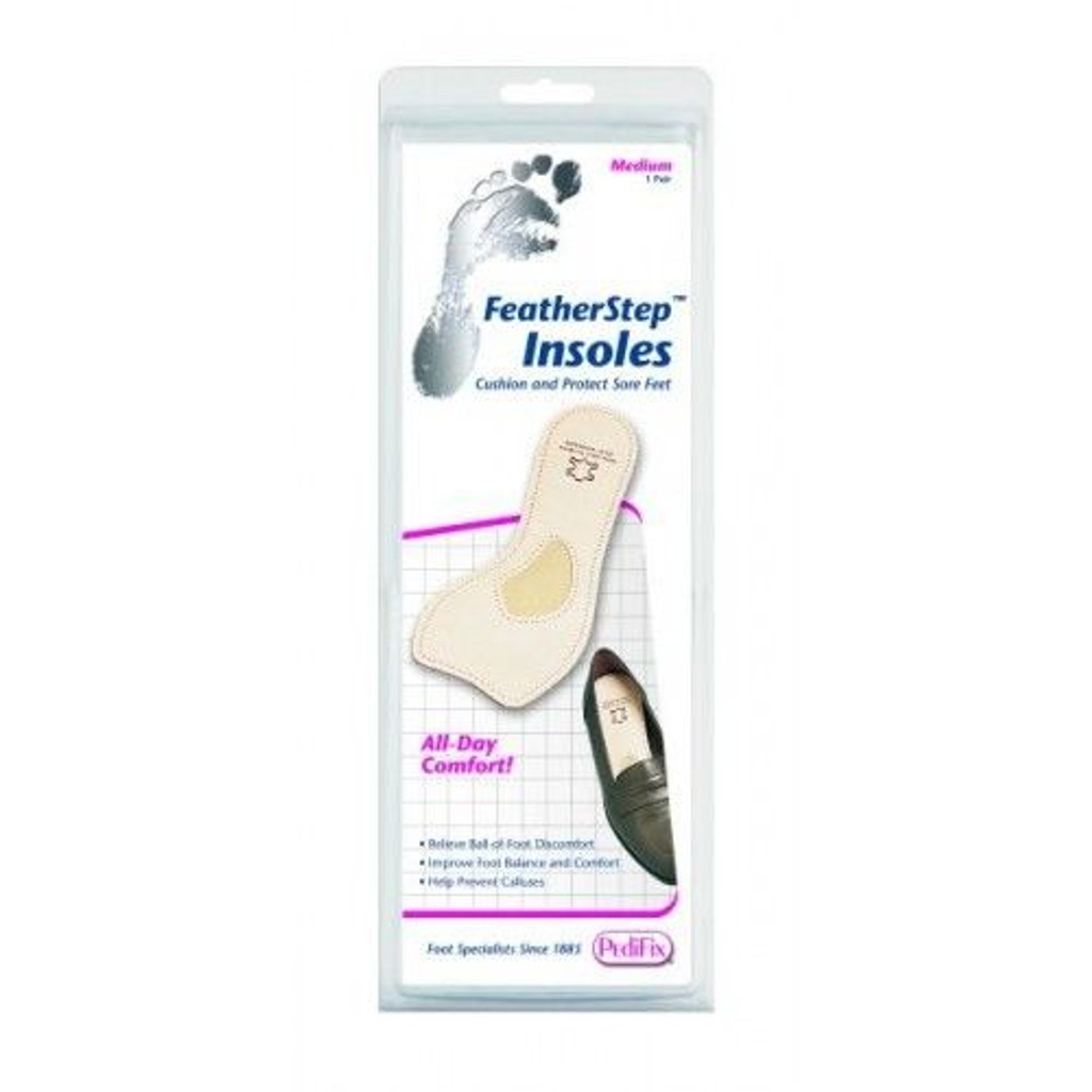 Pedifix FeatherStep Insoles - 1 pair