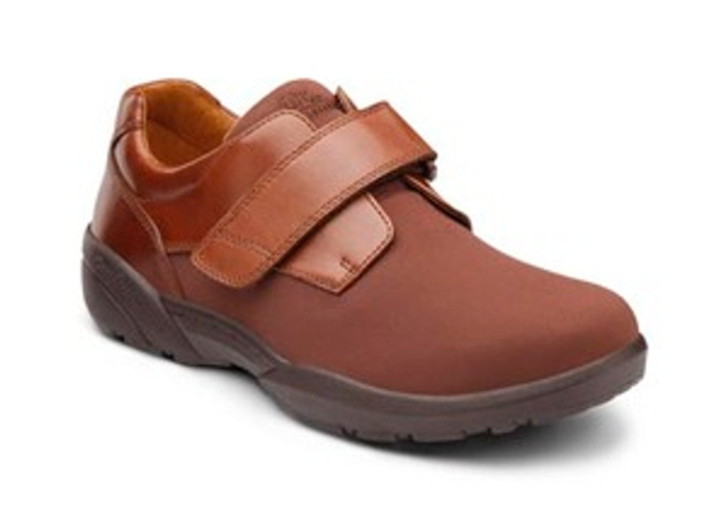 Dr. Comfort Men's Brian Diabetic Shoes w/ Free Gel Insert