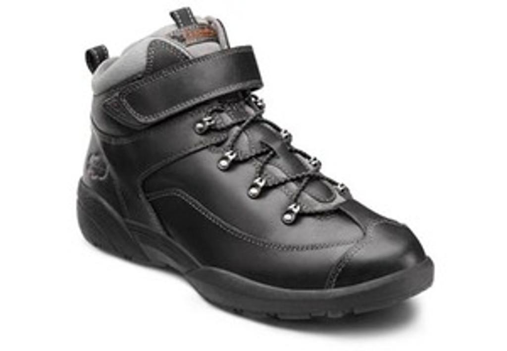 Dr. Comfort Men's Ranger Diabetic Boots w/ Free Gel Insert
